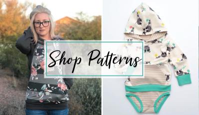 Pdf Sewing Patterns Peek A Boo Pattern Shop